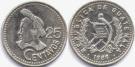 Moneda de 25 Centavos