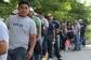 Guatemaltecos en un Consulado Móvil en Nueva York