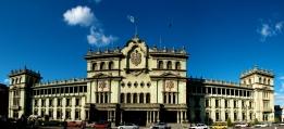 Palacio Nacional, Sede de Gobierno